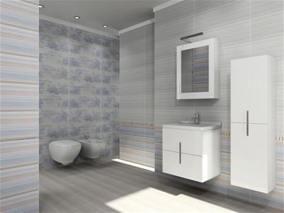 aquarella bathroom