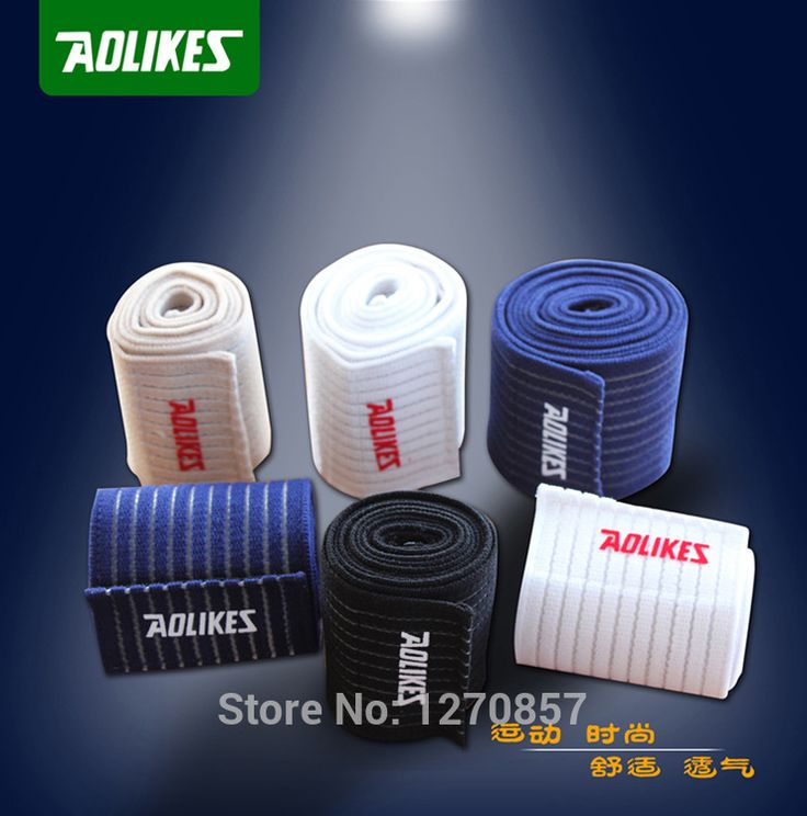 120*7.5cm elastic bandage tape sport knee support strap knee pads kinesiology protector band for joelheira ankle leg wrist wrap-in Elbow & Knee Pads from Sports & Entertainment on Aliexpress.com | Alibaba Group