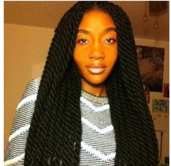 Medium marley twists | Hair | Pinterest | Protective ...