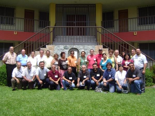 II Encuentro de Ex Hermanos Maristas de El Salvador