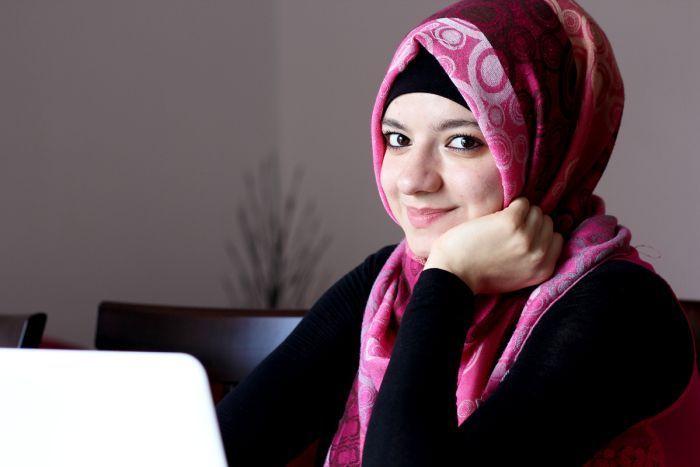 Nadine Ettash portrait