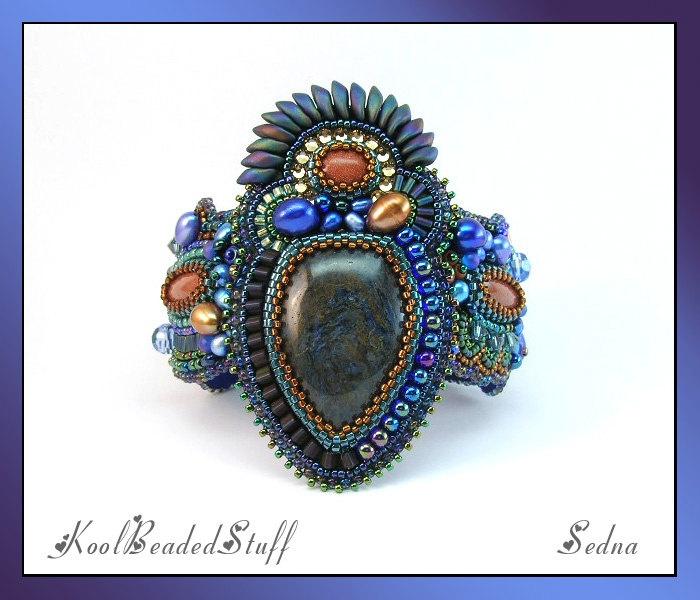 Etsy transaction reserved for t sedna bead