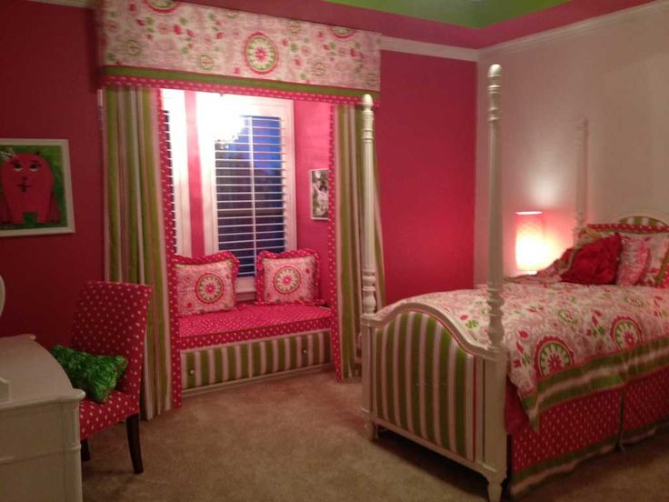 Plantation Shutters By The Louver Shop In A Girls Bedroom
