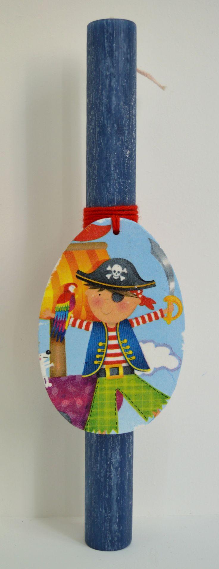 Jack Sparrow as a kid!