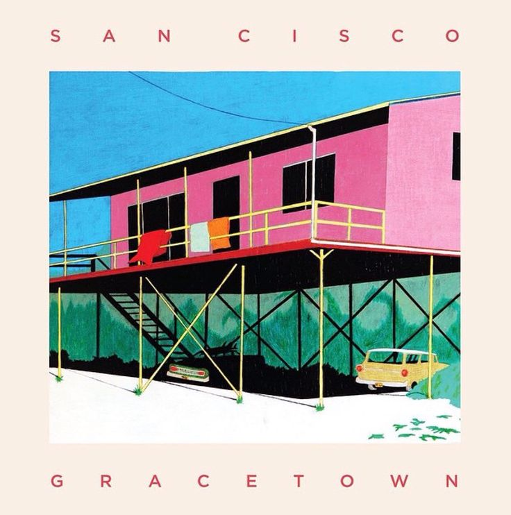 San Cisco Gracetown - already preordered a signed copy!!