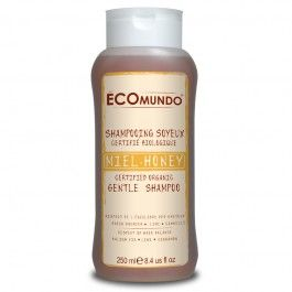 Shampooing Ecomundo, au miel