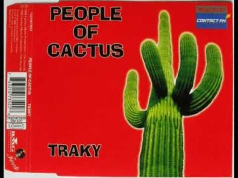 People Of Cactus - Traky (Original Mix)  (1999)