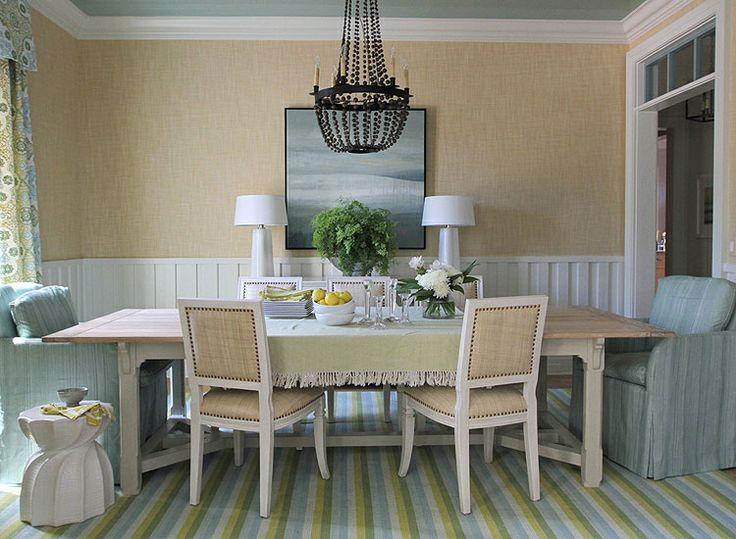 224 best Dining Rooms images on Pinterest   Dining room, Dining ...