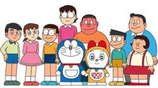 Personajes de Doraemon (Blog de los niños)