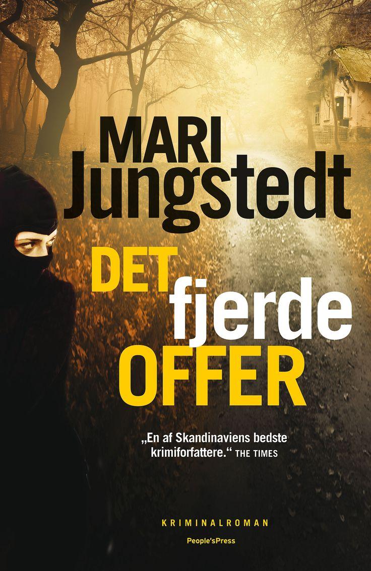 Bog 9 - Det fjerde offer - krimiserien med Anders Knutas