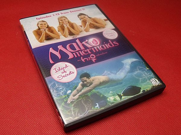 Mako Mermaids: An H20 Adventure DVD Set