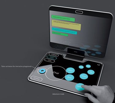 Crowd Laptop Offers Ultimate Social Experience
