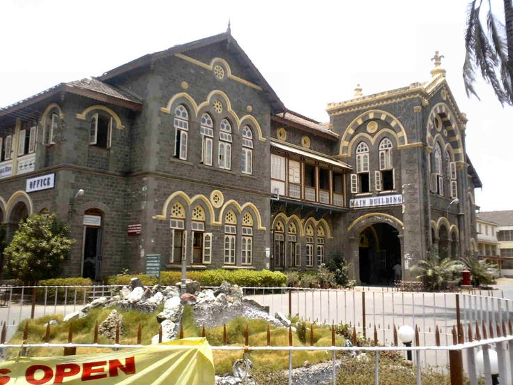Ferguson College in Pune one of the oldest colleges in Pune