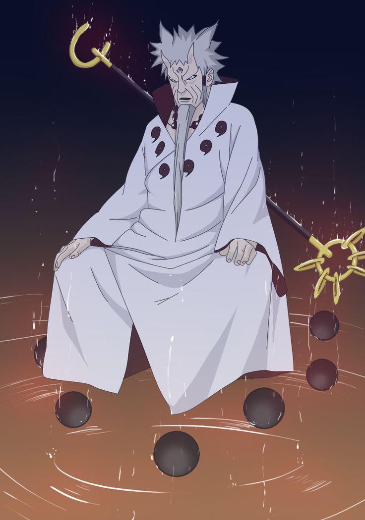 rikudou sennin - sage of six paths