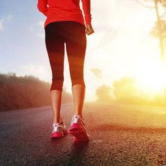 How to breathe when running--great pointers!