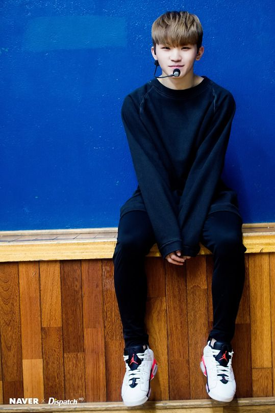 Woozi é a pessoa mais fofa do universo :3