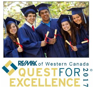 2017 Quest For Excellence Bursary Program is Now Open! #Remax #Bursary #QuestForExcellence