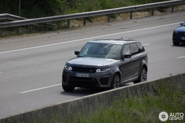 Land Rover Range Rover Sport SVR 1