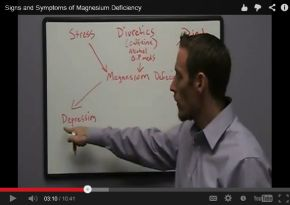 Signs and Symptoms of Magnesium Deficiency - EXCELLENT video, I recommend anyone who is concerned with their health at all to watch this. I read tons of info about magnesium because I have been deficient & take supplements but this is so much easier to understand how important Magnesium is to your body... Please watch it could change everything about your health