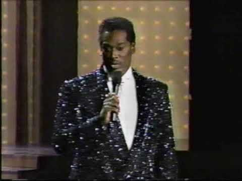 Luther Vandross...Superstar  NEVER another like him.  Such a great live version!