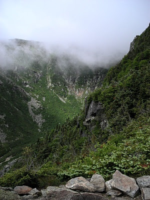 tuckerman's ravine in new hampshire