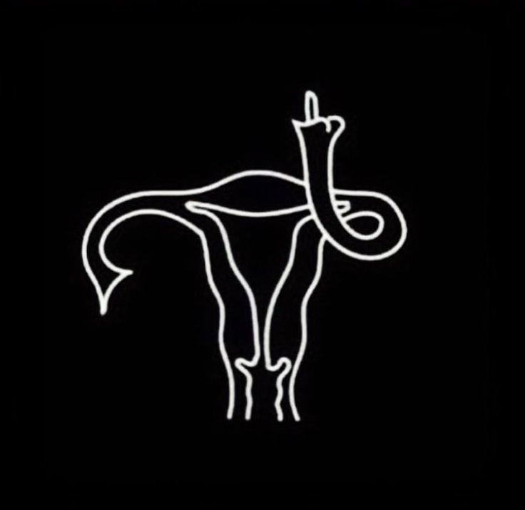 Mind your own uterus.                                                       …