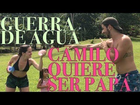 GUERRA DE AGUA Y CAMILO ENTRENA PARA SER PAPÁ - Camilo y Evaluna (VLOG) SAMANÁcami - VER VÍDEO -> http://quehubocolombia.com/guerra-de-agua-y-camilo-entrena-para-ser-papa-camilo-y-evaluna-vlog-samanacami    Algunos días que pasamos juntos en Samaná (República Dominicana). Me caí jugando guerra de bombas de agua y Camilo decide empezar a entrenar para ser un buen papá. Lo mejor está por venir. Los amamos mucho. Suscríbanse y compartan!! INSTAGRAM: TWITTER:  CANAL C