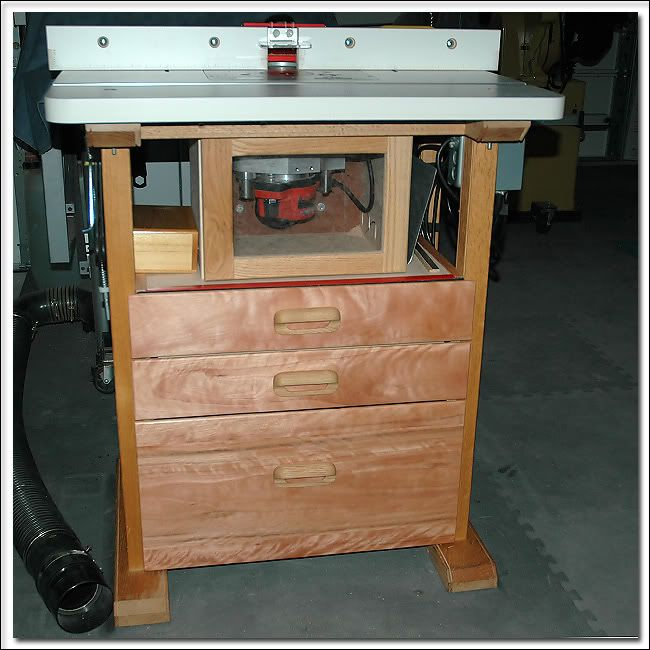 woodnet forums need a new router and router table combo