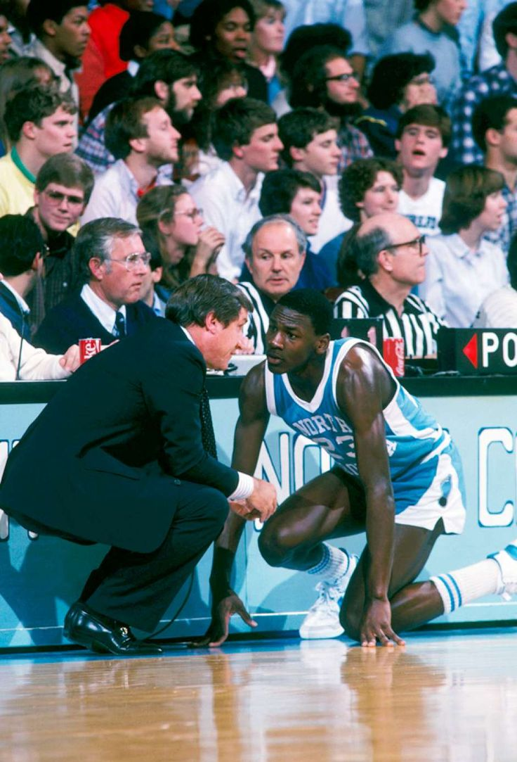 Dean Smith, 1931-2015 | FOX Sports  // Great picture of a great man and coach.
