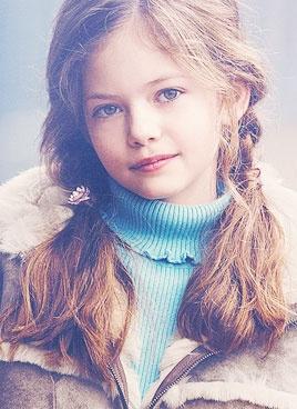 Mackenzie Foy should be Jody Lynn Downey from Levy Jupiter Kincaid series