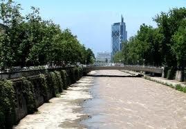 rio mapocho - Mapocho river