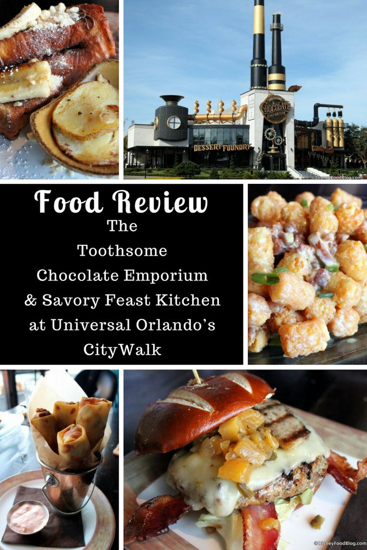 385 best universal studiosdisney world images on pinterest check out the disney food blog review of the toothsome chocolate emporium savory feast kitchen universal orlandouniversal studiosusa ccuart Images