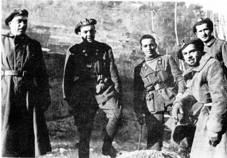 """Divisione fanteria di Marina """"San Marco"""", Linea Gotica WWII, pin by Paolo Marzioli"""