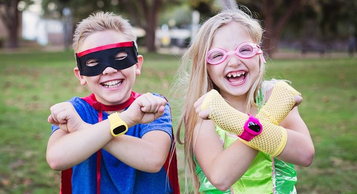The 5 Best Fitness Trackers for Kids 2017
