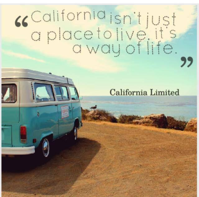 California way of life
