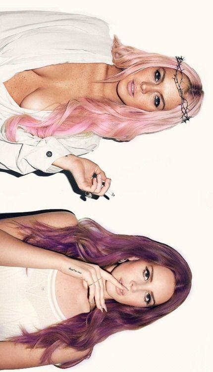 Lana del Rey & Lindsey Lohan