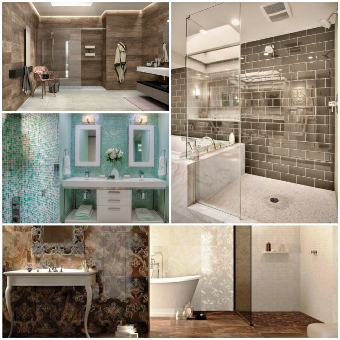 243 best Badezimmer images on Pinterest Bathroom ideas, Bathroom - badezimmer fliesen streichen