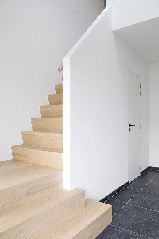 Alternativ till spaljé i trappen