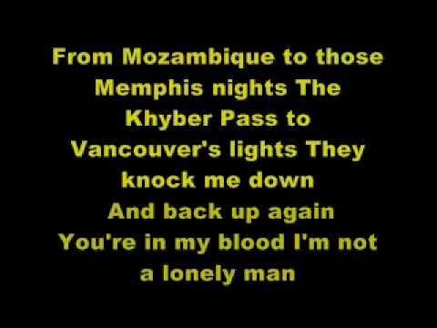 life is a highway - Rascal Flatts (lyrics)
