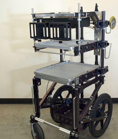 The Chinhda Cart, Version 3