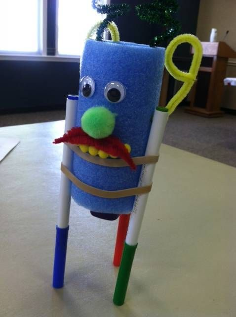 Artbot. As seen in Mad Scientist Artist program at Lakes #leelibrary.