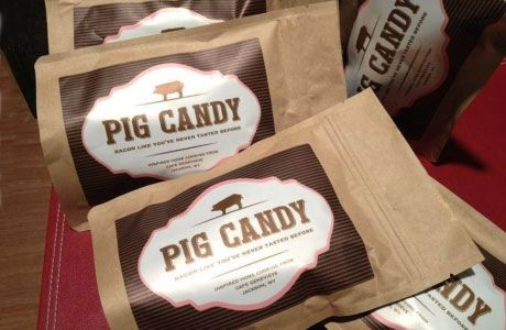 Pig Candy | Found at MADE | Pinterest