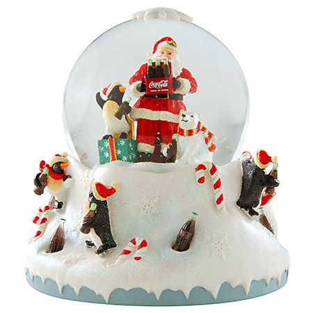 11 best coca cola snow globes images on snow globes snow and coke