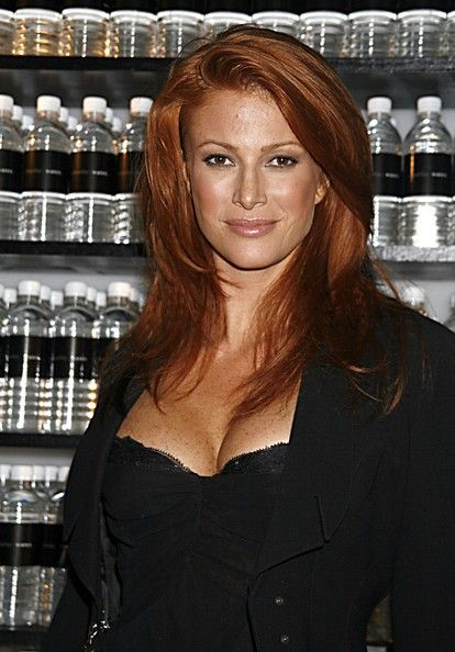 Angie Everhart Photos - Charity: Water Benefit Launch At Tenjune - Zimbio