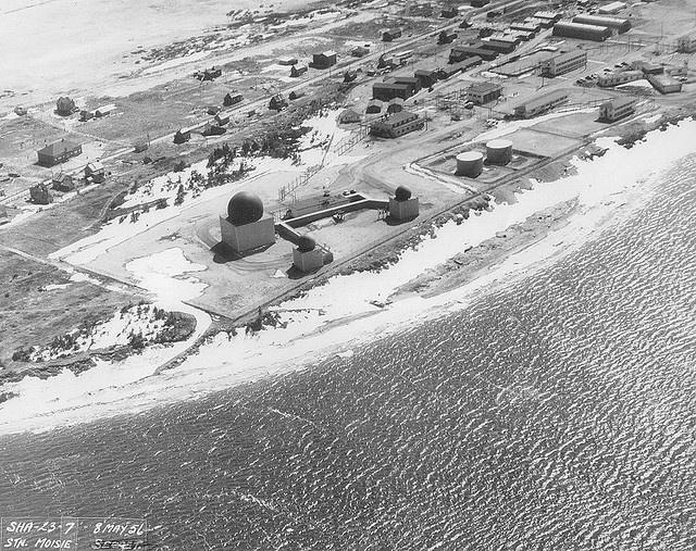 Moisie Radar Station, QC