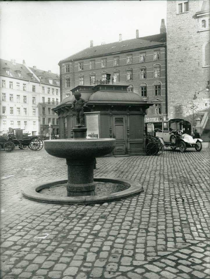 Vesterbros Torv 1908