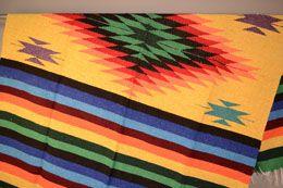 Indiaanse Mexicaanse deken