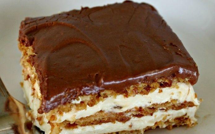 Aceasta prajitura este un vis. Asa se si numeste – VIS. E gata in 5 minute, fara COACERE | Bensan Romania
