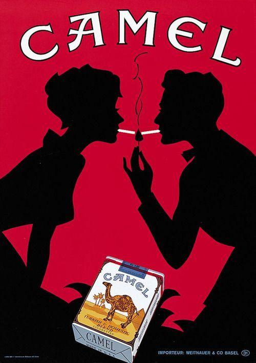 1952........CAMEL CIGARETTES..........PARTAGE OF KLAVERKE.................