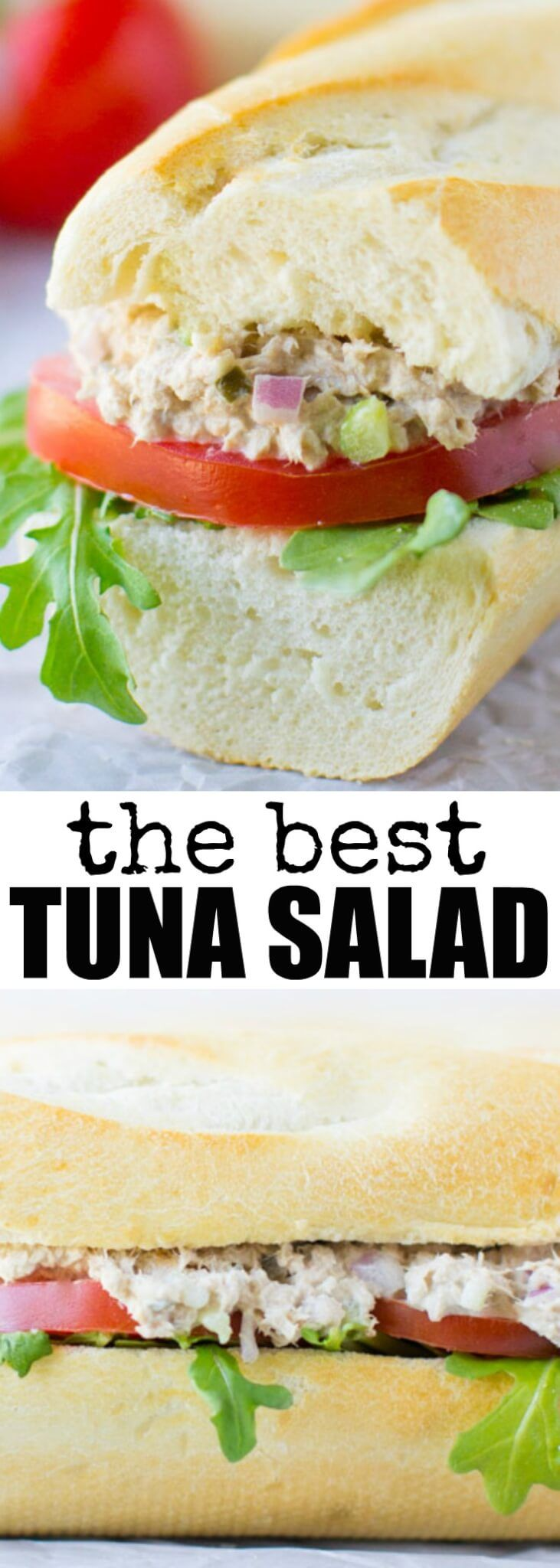 This is the best Tuna Salad recipe! It's ready in…